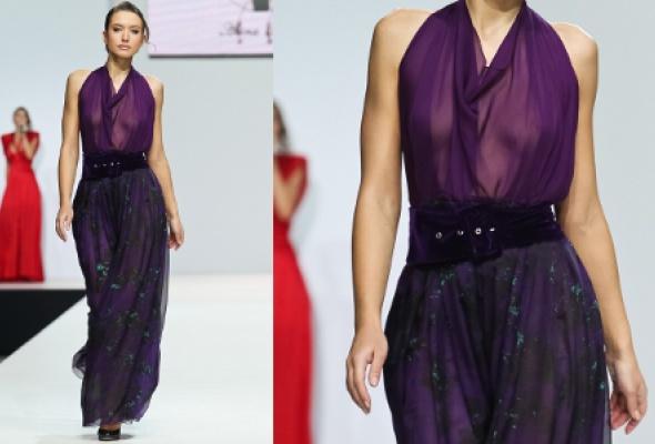 Самые эффектные платья Volvo Fashion Week - Фото №4