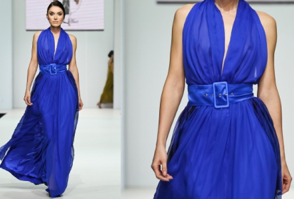 Самые эффектные платья Volvo Fashion Week - Фото №2