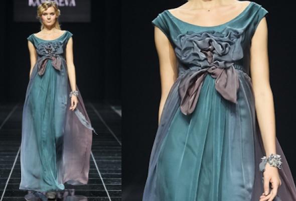Самые эффектные платья Volvo Fashion Week - Фото №10