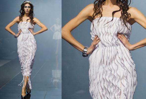 Самые эффектные платья Volvo Fashion Week - Фото №12