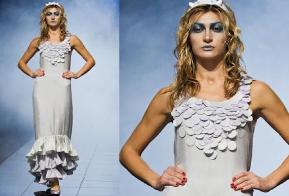 Самые эффектные платья Volvo Fashion Week - Фото №13