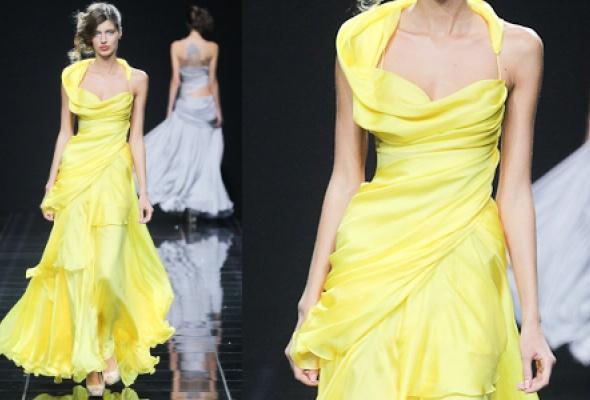 Самые эффектные платья Volvo Fashion Week - Фото №15