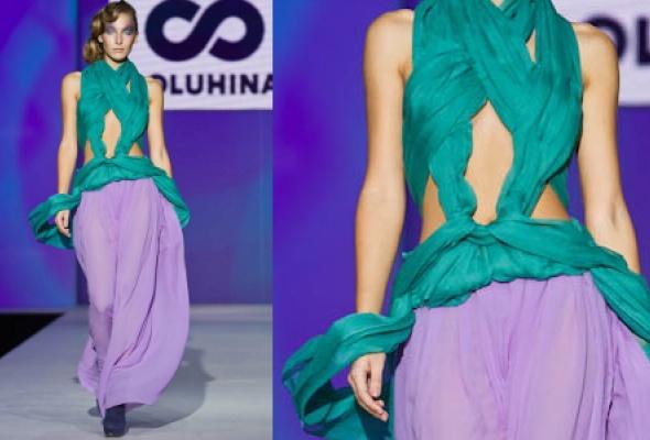 Самые эффектные платья Volvo Fashion Week - Фото №18