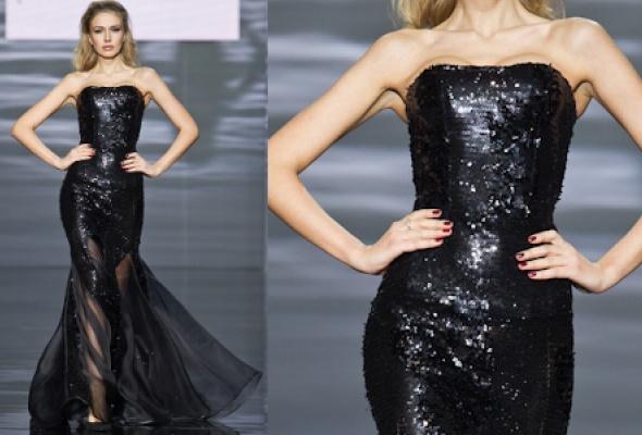 Самые эффектные платья Volvo Fashion Week - Фото №20