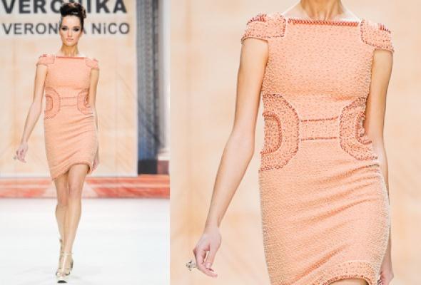 Самые эффектные платья Volvo Fashion Week - Фото №24