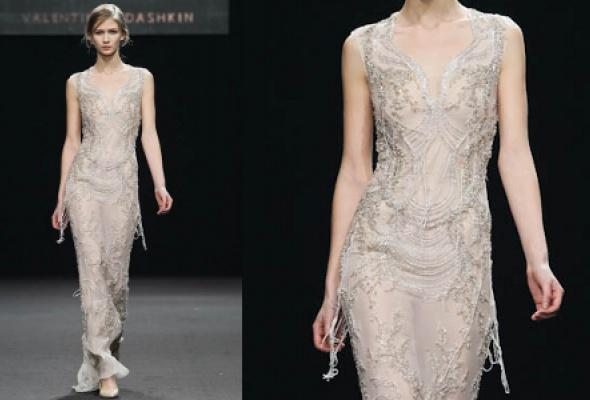 Самые эффектные платья Volvo Fashion Week - Фото №29