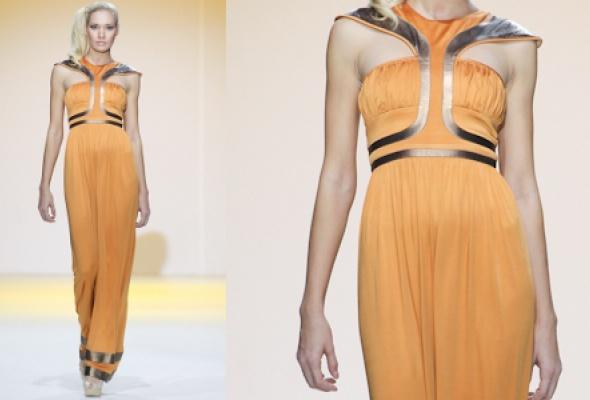 Самые эффектные платья Volvo Fashion Week - Фото №34