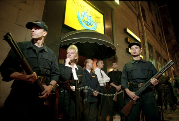 Ресторанная история Москвы 1990−2011 - Фото №1