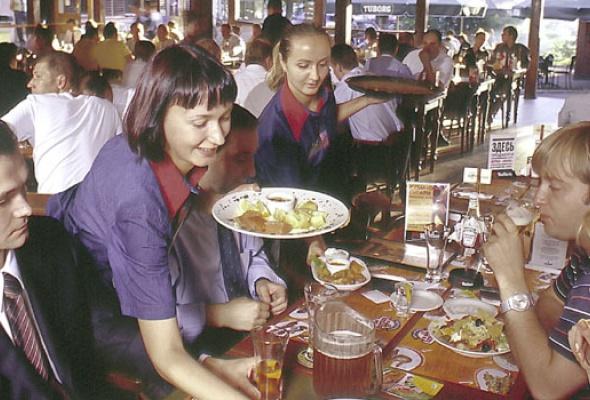 Ресторанная история Москвы 1990−2011 - Фото №2