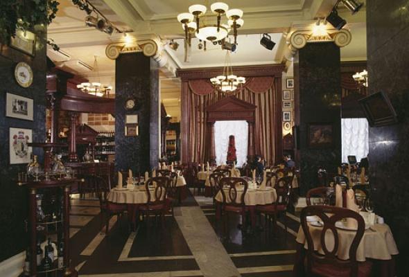 Ресторанная история Москвы 1990−2011 - Фото №3