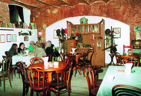 Ресторанная история Москвы 1990−2011 - Фото №6