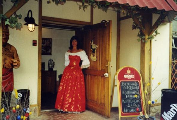 Ресторанная история Москвы 1990−2011 - Фото №11
