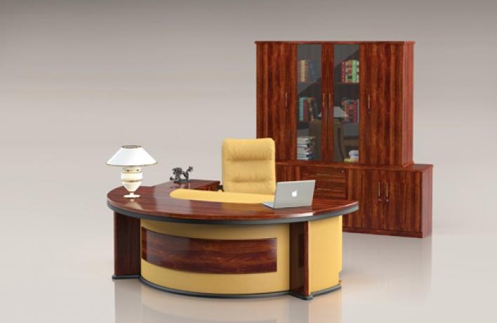 Компания ''Аркада'' расширяет ассортимент ''Президентских кабинетов''