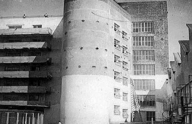 Архитектурная Москва 1920-1930-х. Постройки Ивана Николаева