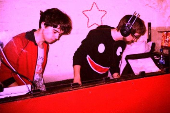 Bzn sound. DJs Youkovskiy (эйсид-диско), Ponthy Mythons (90-е, хаус)