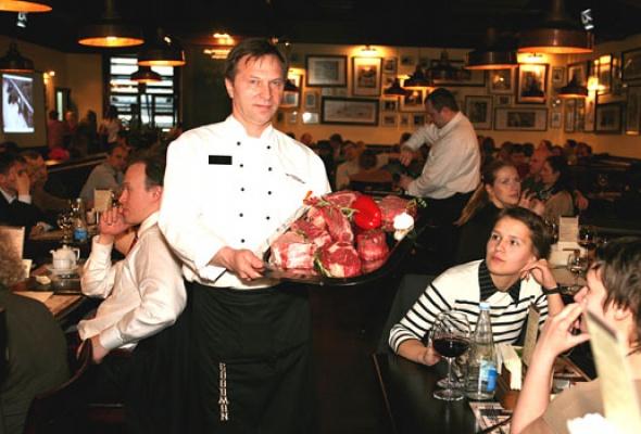 Ресторанная история Москвы 1990−2011 - Фото №15