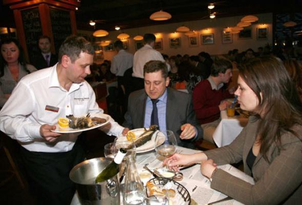 Ресторанная история Москвы 1990−2011 - Фото №16