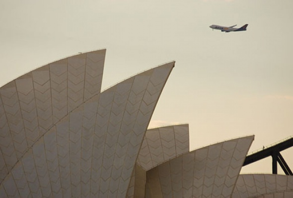Сидней: лето зимой - Фото №1