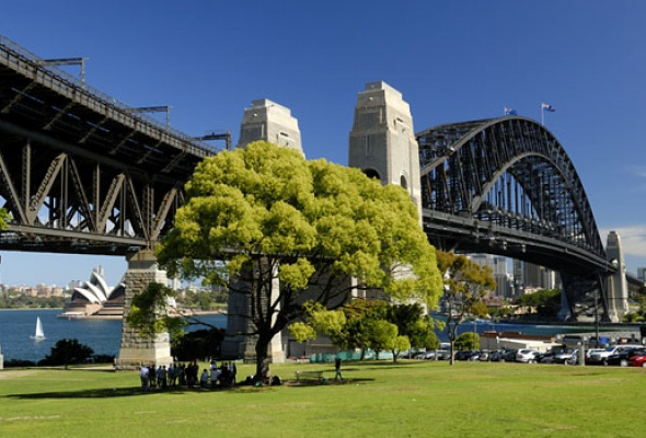 Сидней: лето зимой - Фото №2