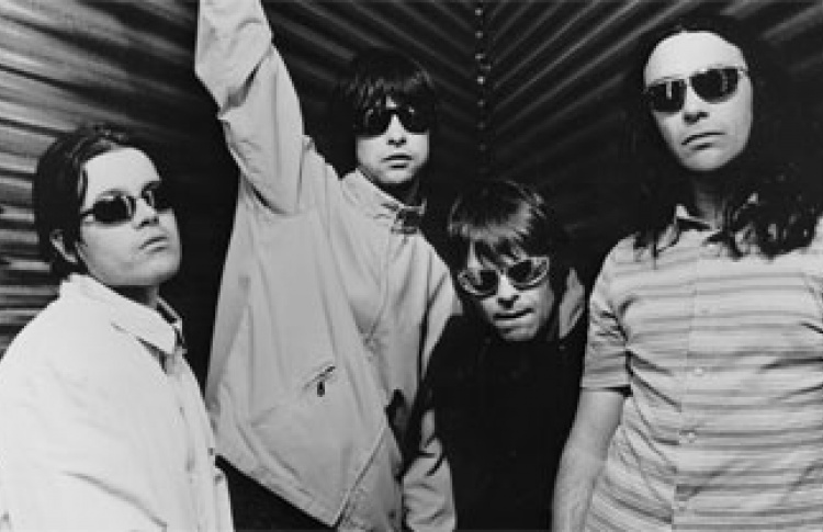 Primal Scream + Лакмус + Man Bites Dog + Blast + Комитет + ГДР + Buck Brothers