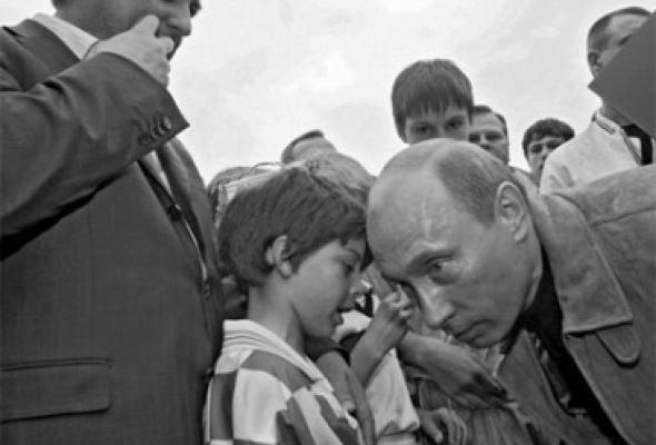 Четыре сезона Владимира Путина - Фото №6