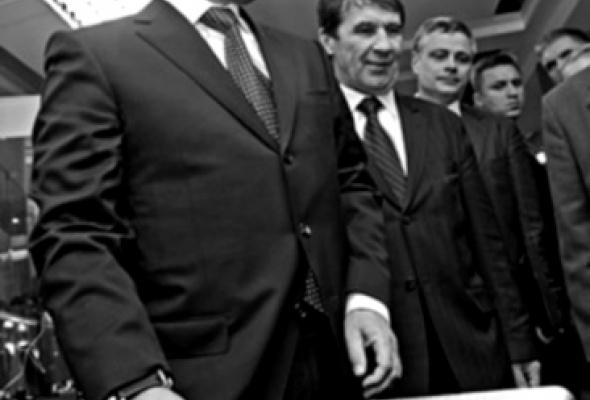 Четыре сезона Владимира Путина - Фото №11
