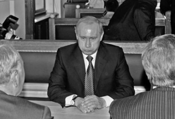 Четыре сезона Владимира Путина - Фото №12