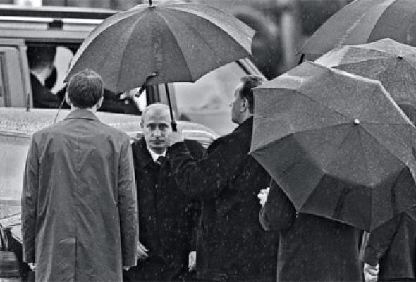 Четыре сезона Владимира Путина - Фото №13