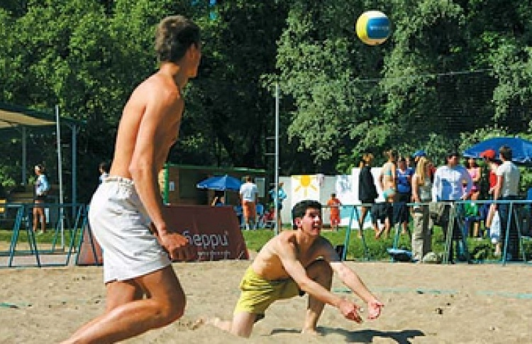 Dilettante Open Beach Volley Cup, II этап