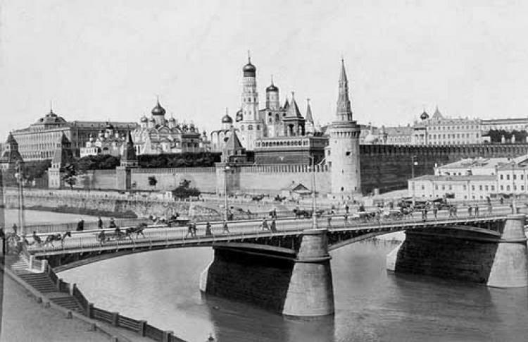 Москва и москвичи: облик, нравы, мода. Исторический обзор с 16 по 20 век
