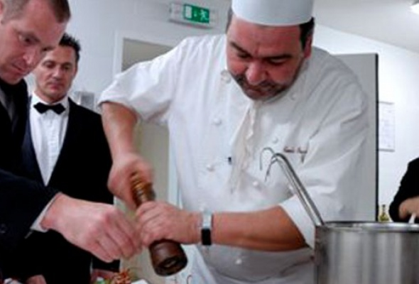 Гастроли Chef Movement - Фото №0