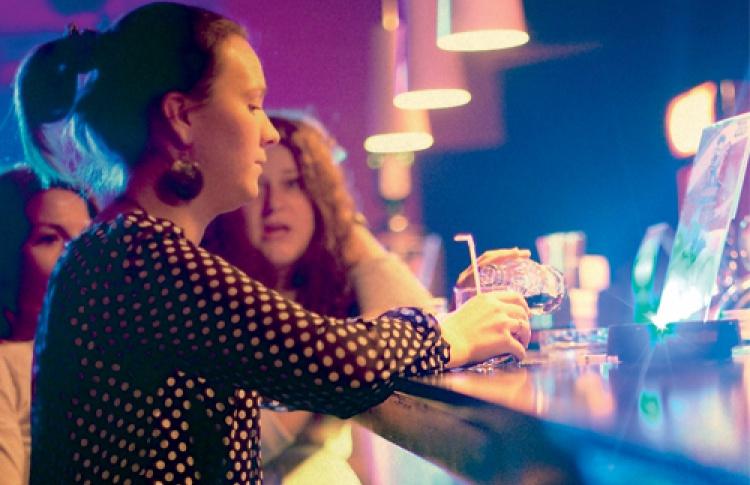 НаГороховой улице незаметно для широкой общественности открылся «Культурный клуб dada»