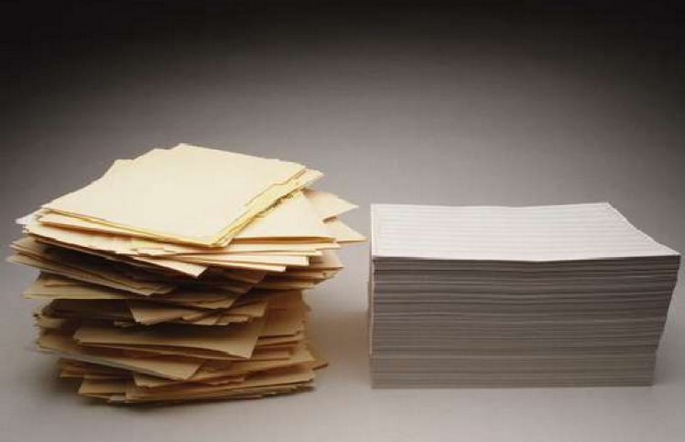 Будущее бумаги