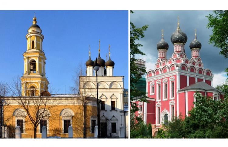 Чудотворные иконы Москвы