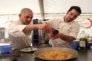 Шоу звезд хорватской кулинарии