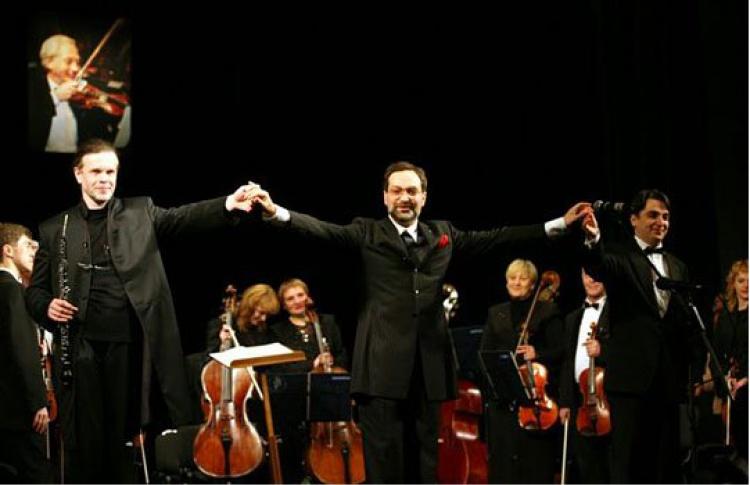Концерты фестиваля «Московская осень» можно слушать бесплатно