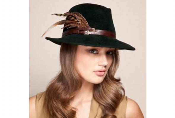 Осенняя коллекция шляп Eugenia Kim появилась вЦУМе - Фото №0