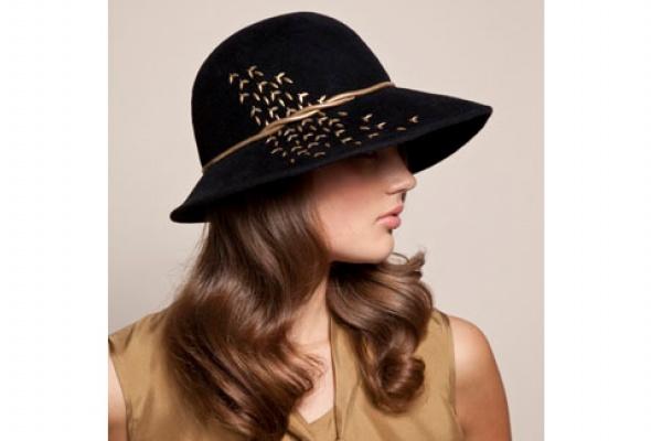 Осенняя коллекция шляп Eugenia Kim появилась вЦУМе - Фото №1