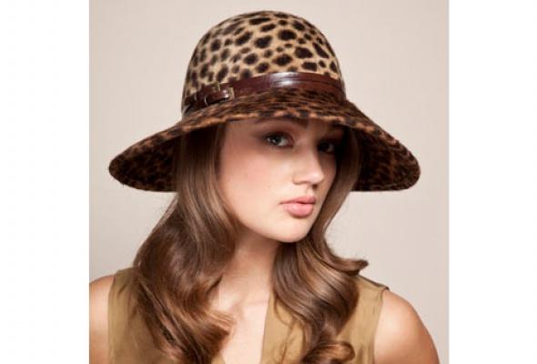 Осенняя коллекция шляп Eugenia Kim появилась вЦУМе - Фото №2