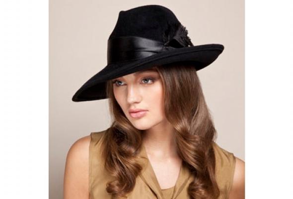 Осенняя коллекция шляп Eugenia Kim появилась вЦУМе - Фото №4