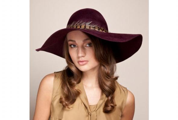 Осенняя коллекция шляп Eugenia Kim появилась вЦУМе - Фото №6