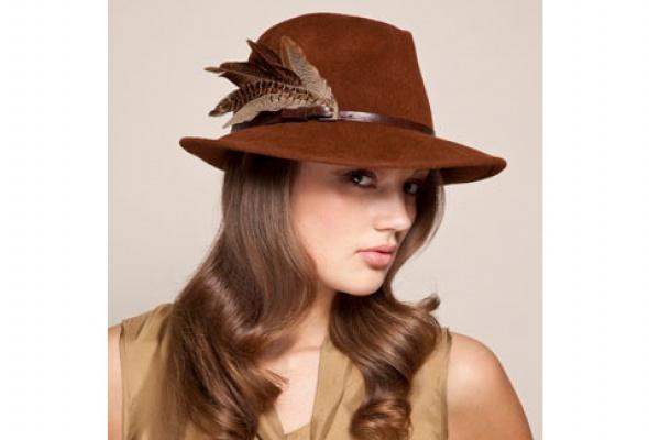 Осенняя коллекция шляп Eugenia Kim появилась вЦУМе - Фото №8