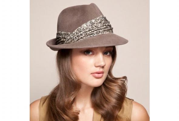 Осенняя коллекция шляп Eugenia Kim появилась вЦУМе - Фото №9