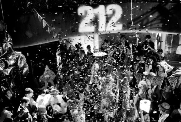 Мужской аромат 212 VIP MEN отCarolina Herrera - Фото №1