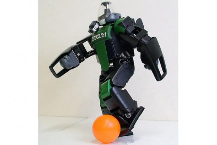 Лекция и демонстрация достижений современной японской робототехники