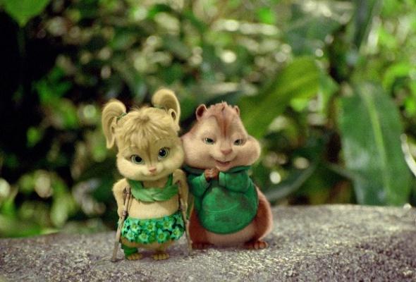 Элвин и бурундуки 3 - Фото №5
