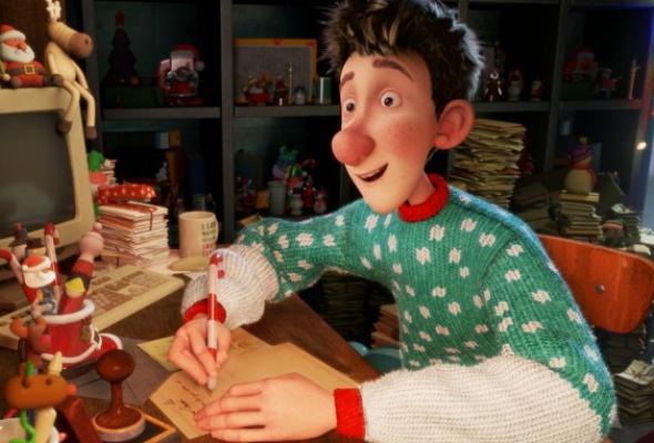 Секретная служба Санта-Клауса - Фото №1
