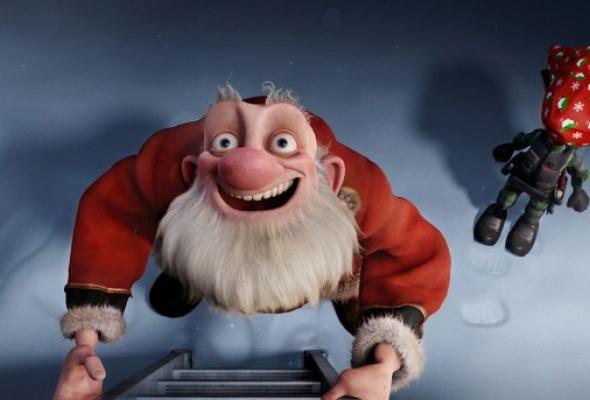 Секретная служба Санта-Клауса - Фото №2