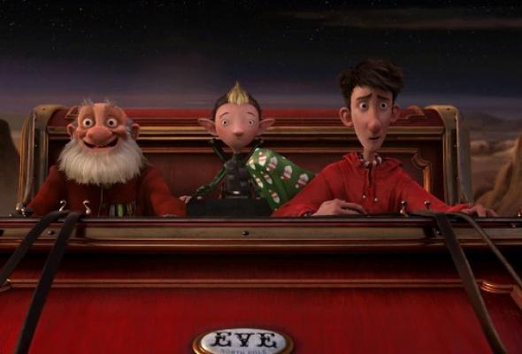 Секретная служба Санта-Клауса - Фото №3