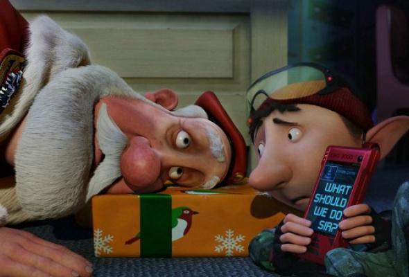 Секретная служба Санта-Клауса - Фото №9